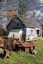 Free Blacksmith Cottage Stock Image - 1637361