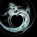 Free Heart- Abstract_2 Stock Image - 1639251