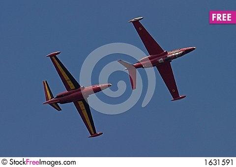Free Stunt Team Stock Image - 1631591