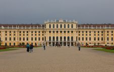 Free Schonbrunn Palace Royalty Free Stock Photos - 1630008