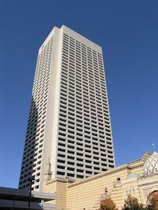 Free White Granite Skyscraper Stock Photos - 1632943