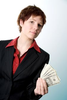Serious Money Stock Photos