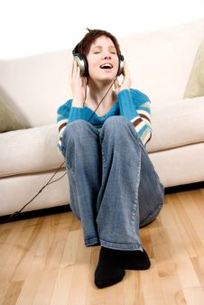 Free Music Royalty Free Stock Photo - 1633445