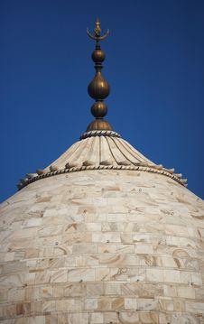 Free Taj Mahal Royalty Free Stock Photo - 1633565