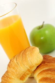 Free Breakfast 14 Stock Image - 1634411