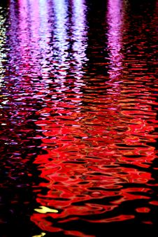 Free Colored Reflections Stock Images - 1634454
