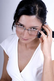 Free Phone Call Stock Photography - 1634552