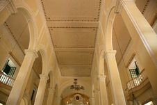 Free Church Ceiling Stock Photos - 1634953
