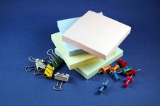 Free Sticky Notes Stock Photos - 1636183