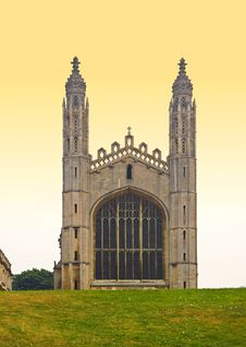 Free Kings College Royalty Free Stock Photography - 1636467