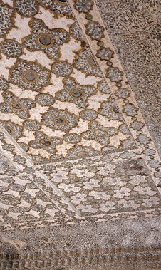 Free Amber Fort - Ceiling Royalty Free Stock Image - 1636756