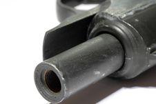 Free Handgun Royalty Free Stock Photography - 1636797