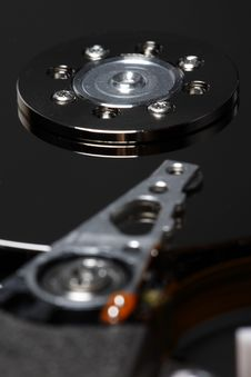 Free Hard Disk Stock Photo - 1637080