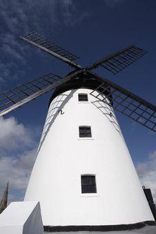 Free Windmill Stock Image - 1637841