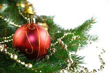 Free Christmas Bauble Stock Photos - 1638773