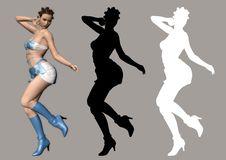 Free Sexy Lady Stock Photos - 1638903