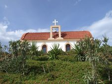 Free Church In Crete Royalty Free Stock Photography - 1639987
