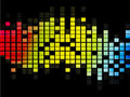Free Vector Multicolor Mosaic Layout Royalty Free Stock Photo - 16302185