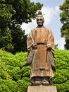 Free Ancient Samurai Statue Stock Images - 16303914