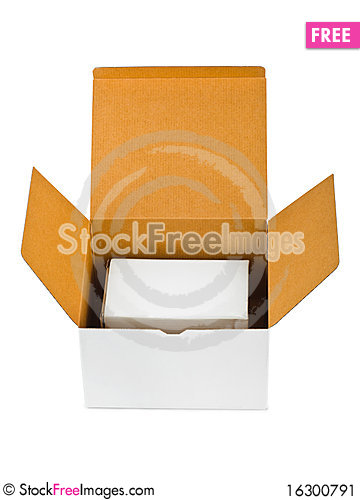 Free Cardboard Boxes Stock Image - 16300791