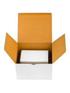 Free Cardboard Boxes Stock Image - 16300791