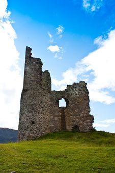 Free Scottish Castle Stock Images - 16301544
