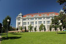 Technisches Museum Wien Stock Photography