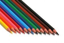 Free Crayon Royalty Free Stock Photo - 16303495