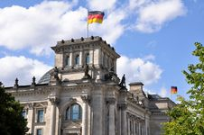 Free Reichstag Royalty Free Stock Photography - 16303577