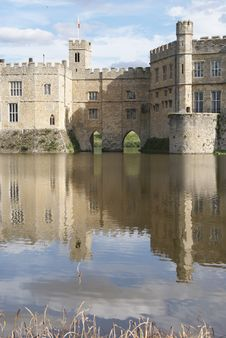 Free Leeds Castle Royalty Free Stock Image - 16303586