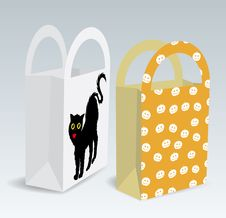 Free Paper Bags Royalty Free Stock Images - 16303779