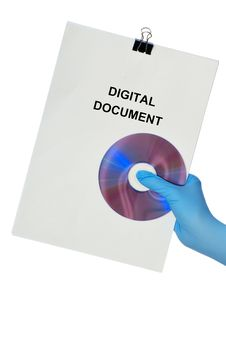 Free Digital Document Royalty Free Stock Photos - 16303968