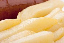 Free Fried Potato Stock Photography - 16304572