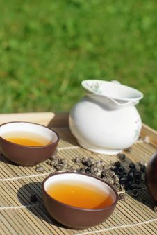 Free Green Tea Royalty Free Stock Images - 16304769