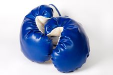 Free Isolated Pair Of Boxing Gloves Stock Photo - 16306200