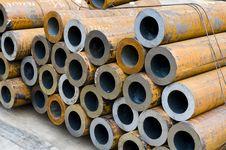 Steel Tubing Stock Photos