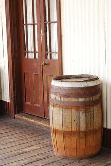 Free Barrel Royalty Free Stock Image - 16306916
