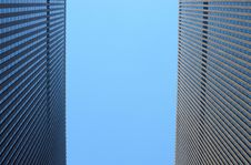 Free Creativity With Skyscrapers Stock Photo - 16306930