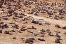Free Namafjall Fumaroles Stones Stock Photos - 16306983