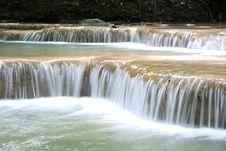 Free Erawan Waterfall Stock Photo - 16307090