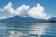 Free Nam Ngum Reservoir In Laos Stock Image - 16307121
