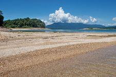 Free Nam Ngum Reservoir In Laos Stock Images - 16307134