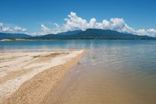 Free Nam Ngum Reservoir In Laos Stock Photography - 16307142