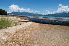 Free Nam Ngum Reservoir In Laos Stock Photos - 16307143