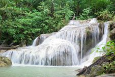 Free Erawan Waterfall Stock Photos - 16307303