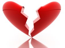 Free Broken Heart Stock Images - 16307564