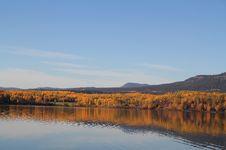 Free Autumn Coastline Stock Image - 16307981