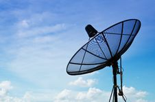 Free Satellite Dish Stock Photography - 16309192