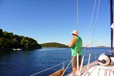 Free Sailor Stock Photography - 16309332