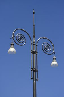 Free Street Lights. Royalty Free Stock Photography - 16309907